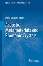 Acoustic Metamaterials and Phononic Crystals (SPRINGER SERIES IN SOLID-STATE SCIENCES, nr. 173)
