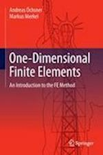 One-Dimensional Finite Elements af Andreas Ochsner