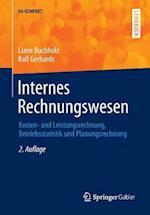 Internes Rechnungswesen af Ralf Gerhards, Liane Buchholz