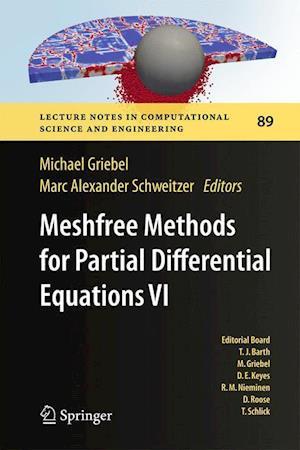 Meshfree Methods for Partial Differential Equations VI