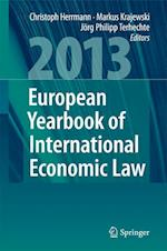 European Yearbook of International Economic Law 2013 af Christoph Herrmann