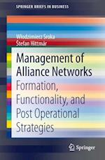 Management of Alliance Networks (Springer Briefs in Business)