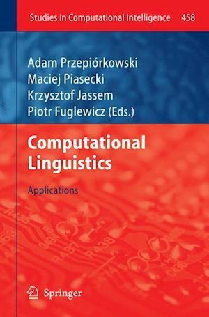 Computational Linguistics: Applications