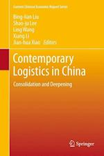 Contemporary Logistics in China af Bing-lian Liu