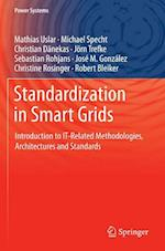 Standardization in Smart Grids : Introduction to IT-Related Methodologies, Architectures and Standards af Christian Dänekas, Mathias Uslar, Michael Specht