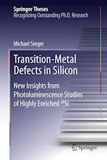 Transition-Metal Defects in Silicon (Springer Theses)