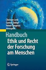 Handbuch Ethik Und Recht Der Forschung Am Menschen
