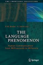 Language Phenomenon (The Frontiers Collection)