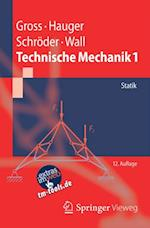 Technische Mechanik 1 af Jorg Schroder