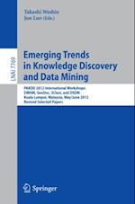 Emerging Trends in Knowledge Discovery and Data Mining (Lecture Notes in Computer Science)
