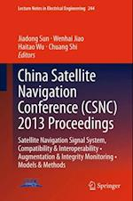 China Satellite Navigation Conference (CSNC) 2013 Proceedings (Lecture Notes in Electrical Engineering)