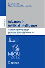 Advances in Artificial Intelligence (Lecture Notes in Computer Science)