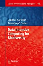 Data Intensive Computing for Biodiversity (Studies in Computational Intelligence)