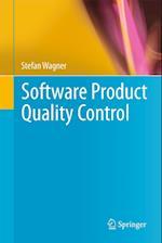 Software Product Quality Control af Stefan Wagner