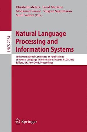 Natural Language Processing and Information Systems : 18th International Conference on Applications of Natural Language to Information Systems, NLDB 2