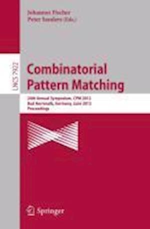 Combinatorial Pattern Matching : 24th Annual Symposium, CPM 2013, Bad Herrenalb, Germany, June 17-19, 2013, Proceedings