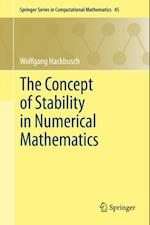 Concept of Stability in Numerical Mathematics
