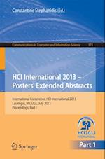 HCI International 2013 - Posters' Extended Abstracts (Communications in Computer and Information Science)