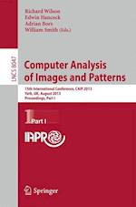 Computer Analysis of Images and Patterns: 15th International Conference, Caip 2013, York, UK, August 27-29, 2013, Proceedings, Part I