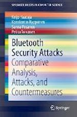 Bluetooth Security Attacks (Springerbriefs in Computer Science)