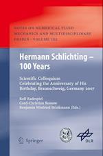 Hermann Schlichting - 100 Years af Rolf Radespiel