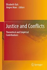 Justice and Conflicts af Elisabeth Kals