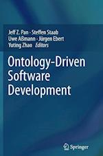 Ontology-Driven Software Development af Jeff Z. Pan