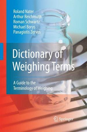 Dictionary of Weighing Terms : A Guide to the Terminology of Weighing