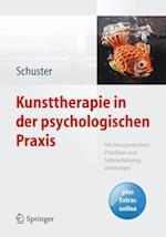 Kunsttherapie in Der Psychologischen Praxis af Martin Schuster