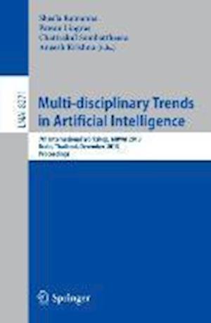 Multi-disciplinary Trends in Artificial Intelligence : 7th International Workshop, MIWAI 2013, Krabi, Thailand, December 9-11, 2013, Proceedings