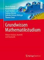 Grundwissen Mathematikstudium af Norbert Henze, Martin Brokate, Frank Hettlich
