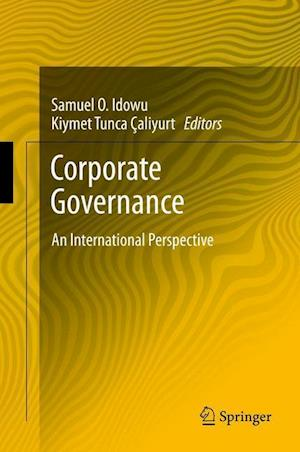 Corporate Governance : An International Perspective