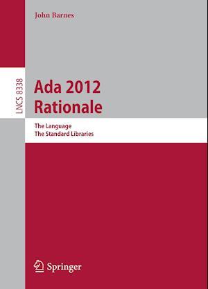 Ada 2012 Rationale