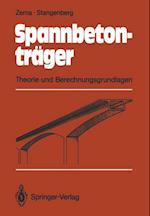 Spannbetontrager af Wolfgang Zerna, Friedhelm Stangenberg