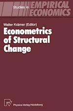 Econometrics of Structural Change af Walter Kramer