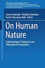 On Human Nature af Armin Grunwald