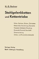 Stahlgelenkketten und Kettentriebe af Hans-Gunther Rachner