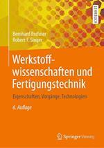 Werkstoffwissenschaften Und Fertigungstechnik (Springer-lehrbuch)