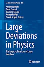 Large Deviations in Physics af Angelo Vulpiani