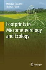 Footprints in Micrometeorology and Ecology af Thomas Foken