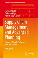 Supply Chain Management and Advanced Planning (Springer Texts in Business and Economics)
