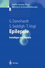 Epilepsie af Susann Seddigh, Thomas Vogt, G. Dannhardt