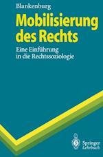 Mobilisierung des Rechts af Erhard Blankenburg