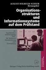 Organisationsstrukturen und Informationssysteme auf dem Prufstand