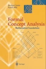 Formal Concept Analysis af Rudolf Wille