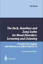Bech, Hamilton and Zung Scales for Mood Disorders: Screening and Listening