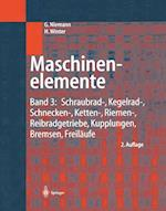 Maschinenelemente af Gustav Niemann, Hans Winter, Burkhard Neumann