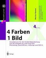 4 Farben -- Ein Bild (X.media.press)