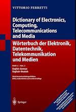 Worterbuch der Elektronik, Datentechnik, Telekommunikation und Medien