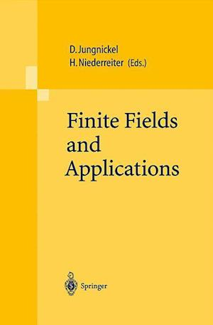 Finite Fields and Applications : Proceedings of The Fifth International Conference on Finite Fields and Applications Fq 5, held at the University of A